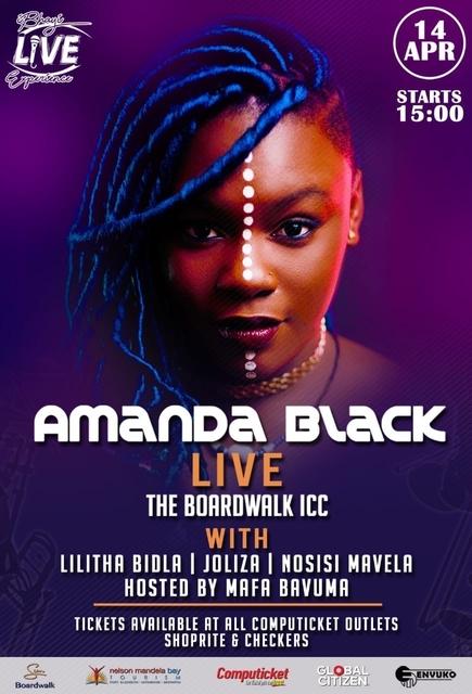 Amanda Black Live