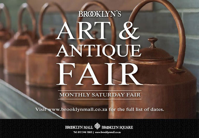 Brooklyn Square Antique Fair Pretoria