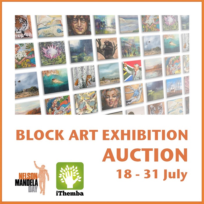 Mandela Day Block Art Exhibition | Auction