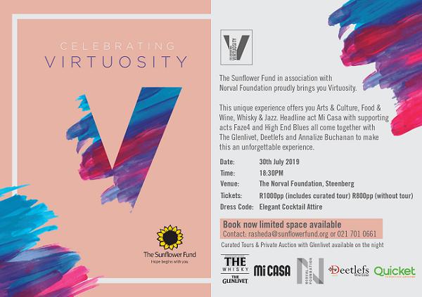 Celebrating Virtuosity