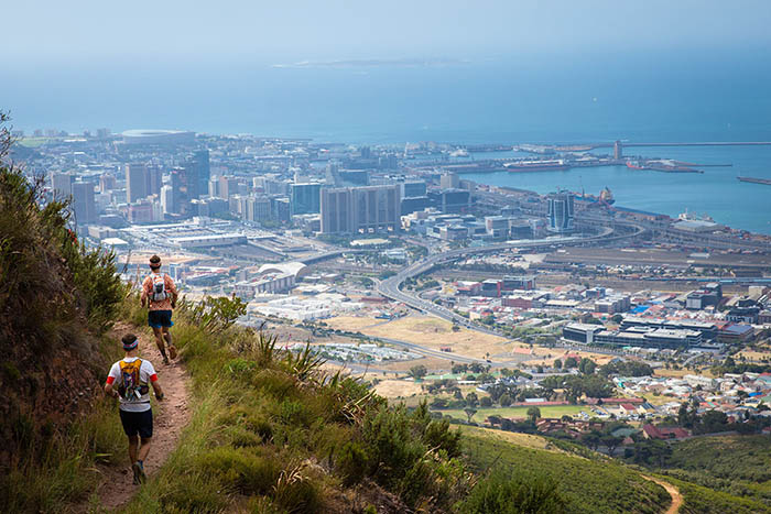 Ultra-trail Cape Town presented by Salomon (UTCT)