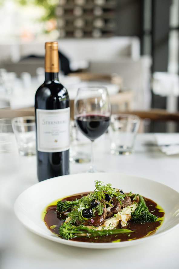 Final Red Wine Rendezvous at Steenberg's Bistro Sixteen82