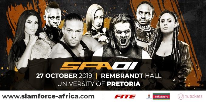 Slamforce Africa - SFA01