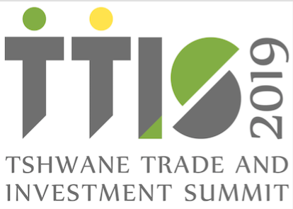 Tshwane Trade and Investment Summit 2019 (TTIS 2019)