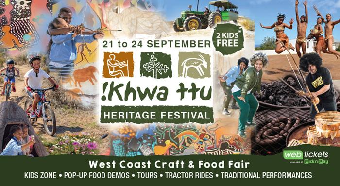 !Khwa ttu Heritage Festival