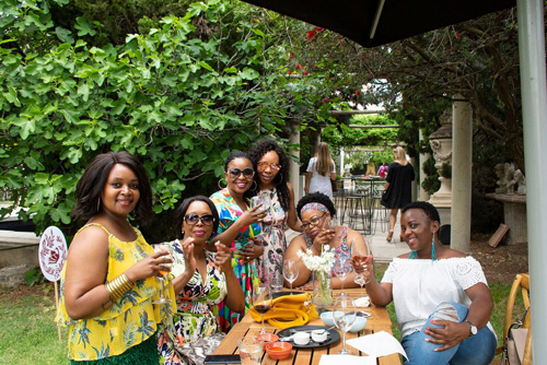 Steenberg Garden Party is a sparkling Gauteng affair