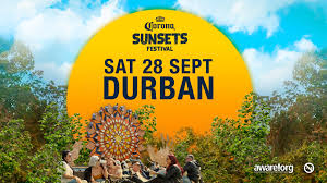 Corona SunSets Festival Returns – Durban are you ready?