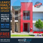 EcoSeal waterproofing contractors in Pretoria