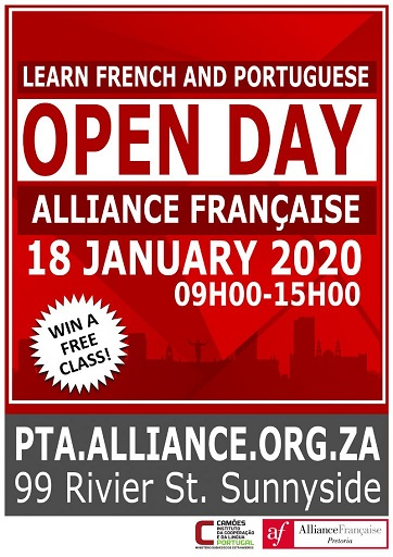 Open Day at the Alliance Française Pretoria